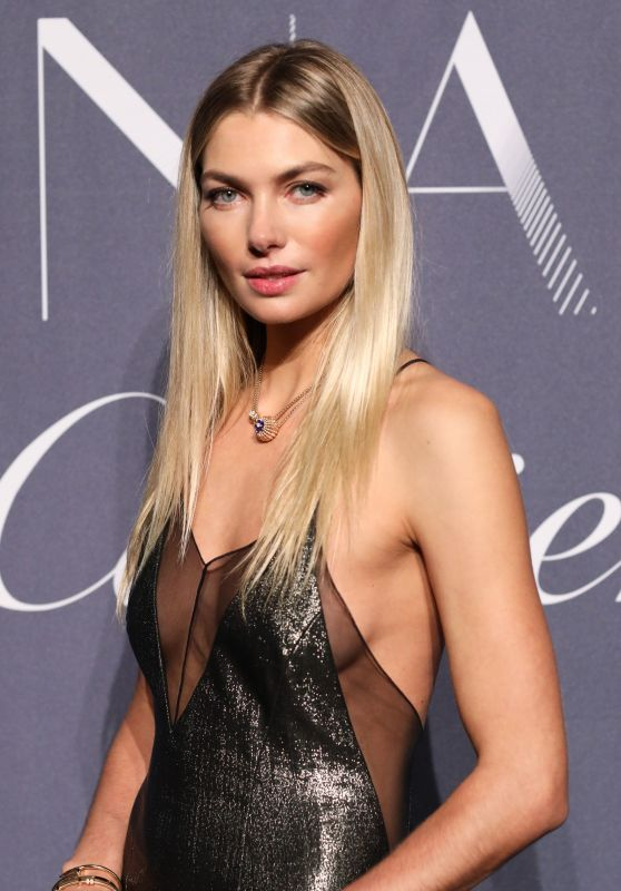 "Jessica Hart – ""Resonances de Cartier"" Jewelry Collection Launch in NY"