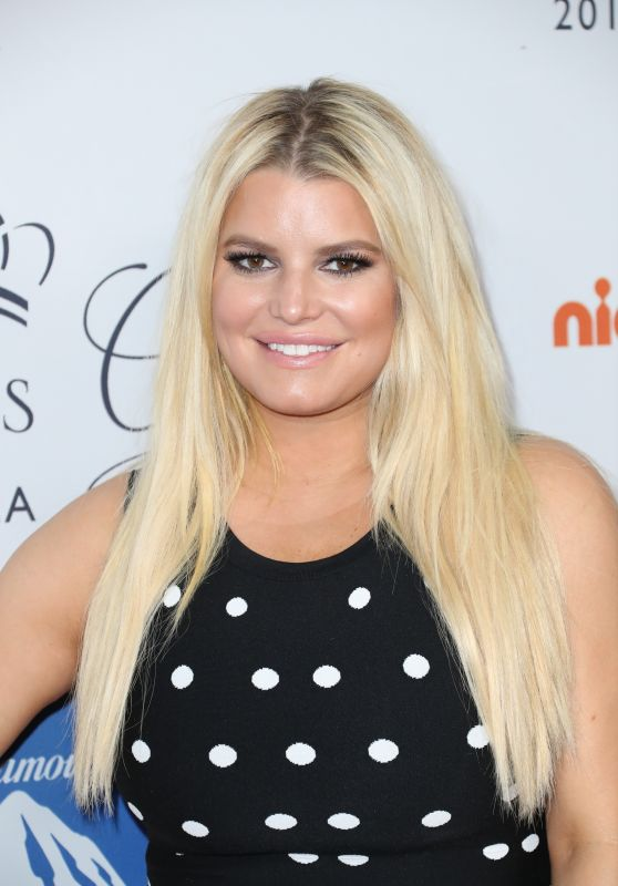 Jessica Simpson - 2017 Princess Grace Awards Gala Kickoff Event in Hollywood