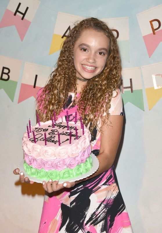 Jillian Shea Spaeder – Jillian Shea Spaeder 15th Birthday Party