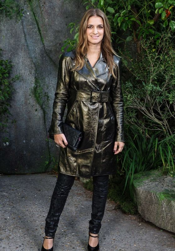Joana Preiss – Chanel Fashion Show, PFW in Paris 10/03/2017