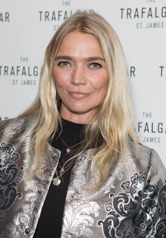 Jodie Kidd – The Trafalgar St James Launch Party in London