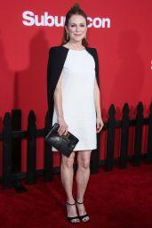 "Julianne Moore - ""Suburbicon"" Premiere in Westwood"