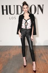 Kaia Gerber - Hudson Jeans Spring Summer 2018 Preview in New York