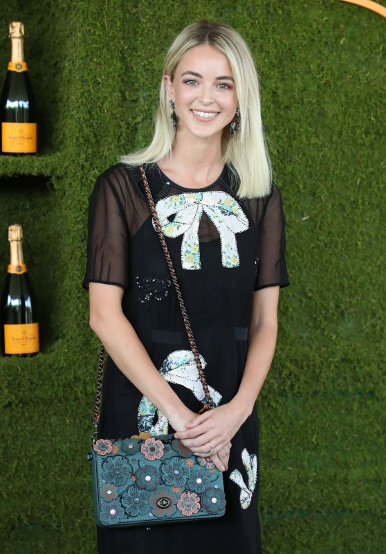 Kaitlynn Carter – Veuve Cliquot Polo Classic 2017 in Los Angeles