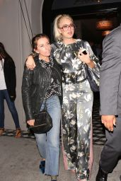 Kaley Cuoco Night Out Style Craig