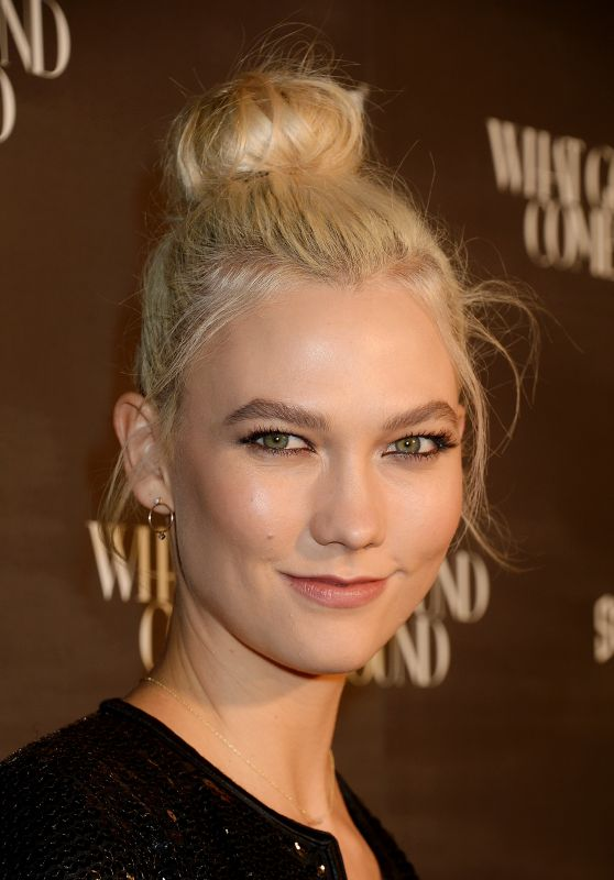 Karlie Kloss - What Goes Around Comes Around One Year Anniversary in Los Angeles