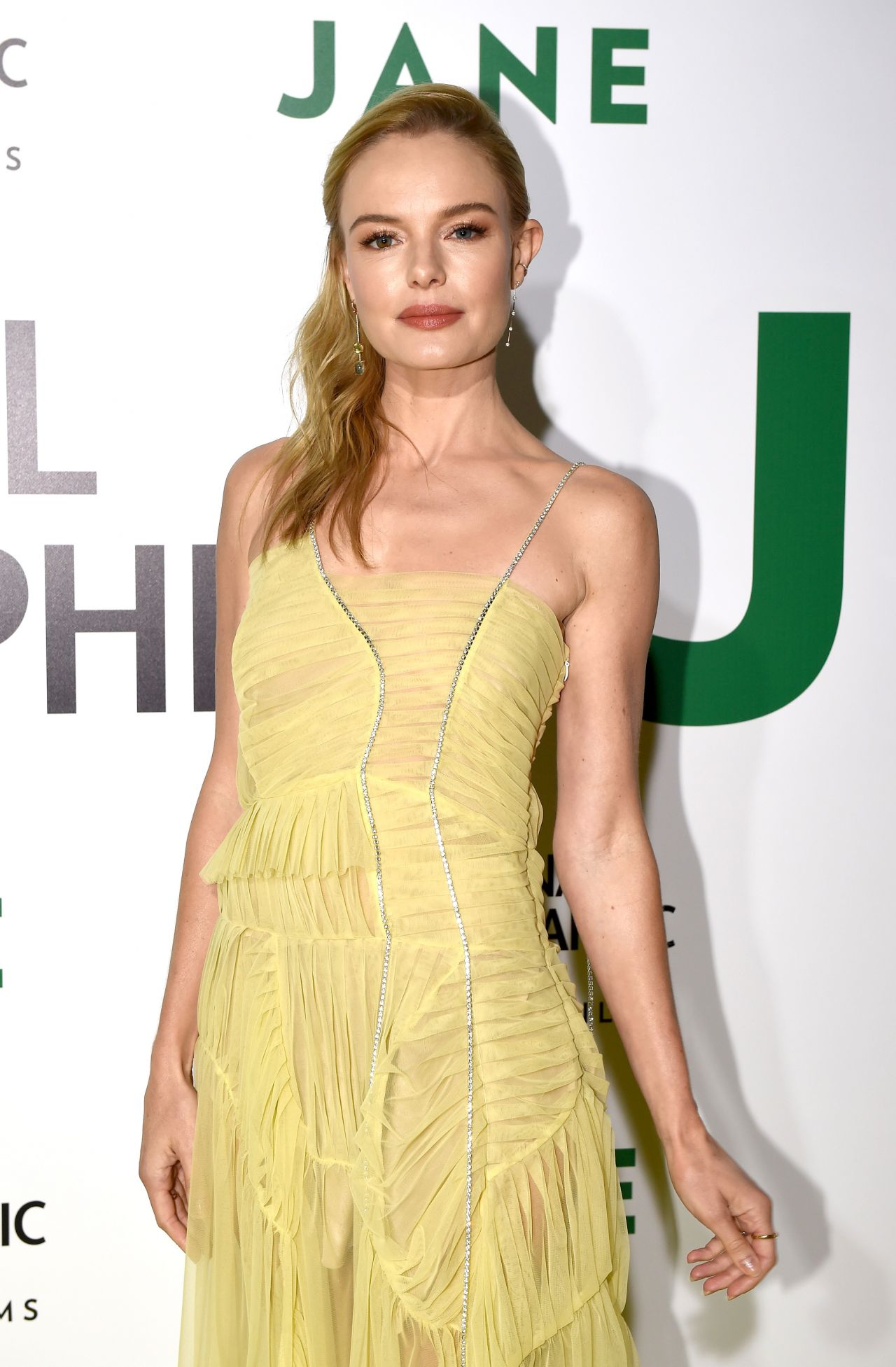 "Kate Bosworth – National Geographic Documentary Film's ""Jane"" Premiere in LA 10/09/2017"