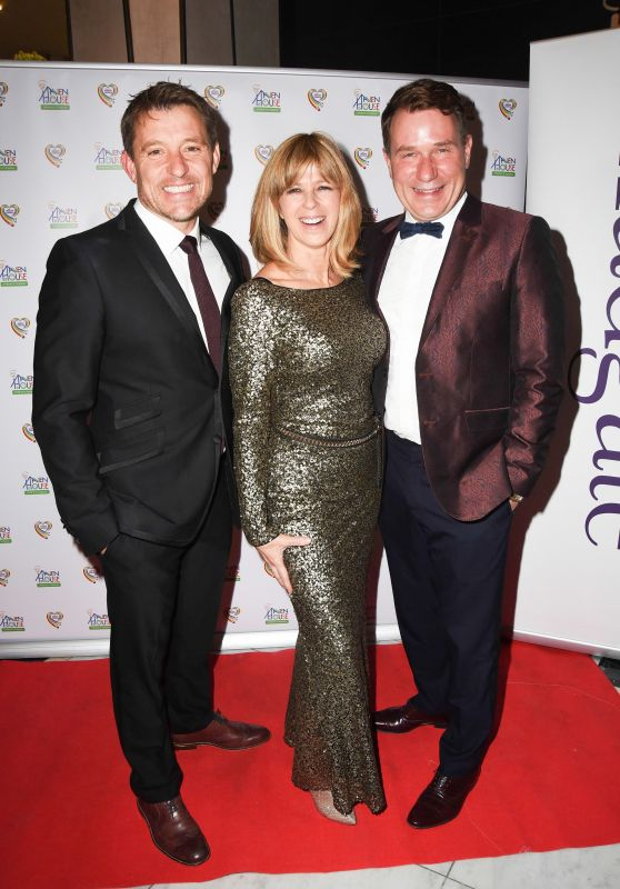 Kate Garraway – Haven House Charity Ball in London 10/05/2017