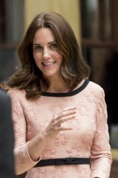 Kate Middleton - Charities Forum Event in London 10/16/2017