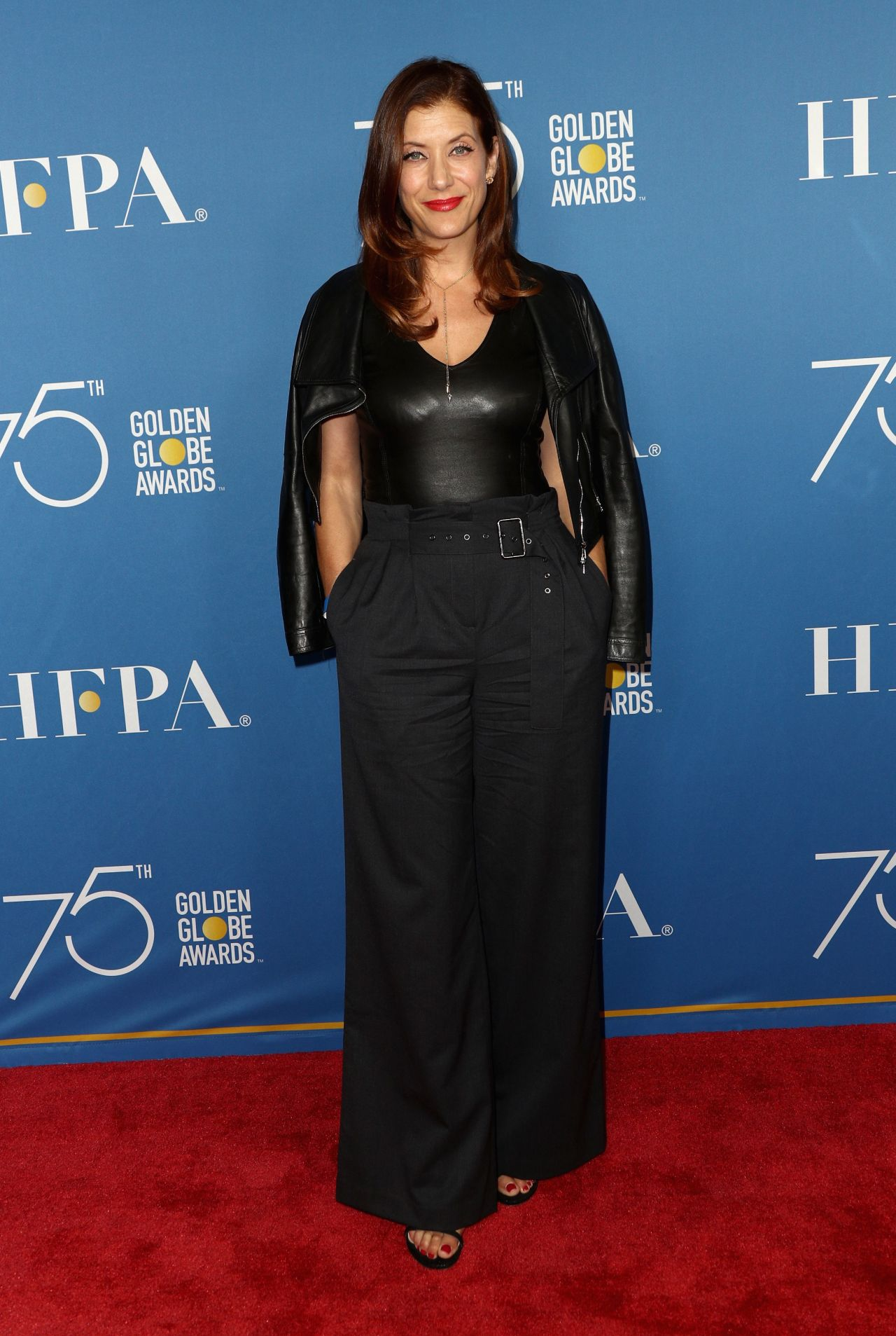 Kate Walsh - Hollywood Foreign Press Assocation Panel Discussion in Los Angeles