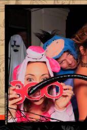 Katharine McPhee at a Halloween Party 10/28/2017