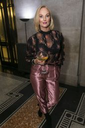 """Katherine Kingsley – """"Witness for the Prosecution"""" Party in London 10/23/2017"""