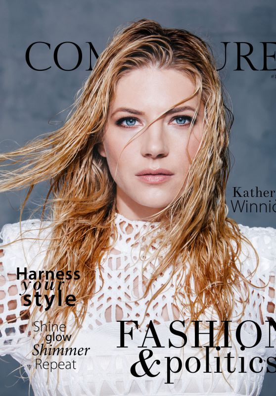 Katheryn Winnick - Composure November 2017
