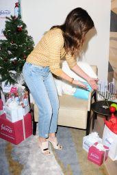 Kathryn Hahn - Kicks-off Febreze LiveNaughtySmellNice Holiday Campaign in LA 10/05/2017