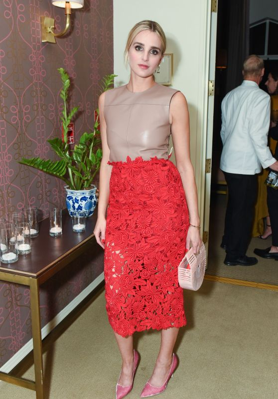 Katie Nehra – Valentino and InStyle Cocktail Party in Los Angeles