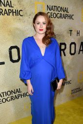 """Katie Paxton – """"The Long Road Home"""" Premiere in LA 10/30/2017"""