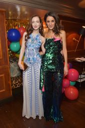 Kelly Eastwood & Olivia Grant – The Royal Marsden Cancer Charity Gala Dinner in London
