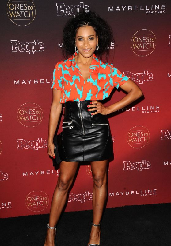 Kelly McCreary – PEOPLE's Ones to Watch Party in LA 10/04/2017