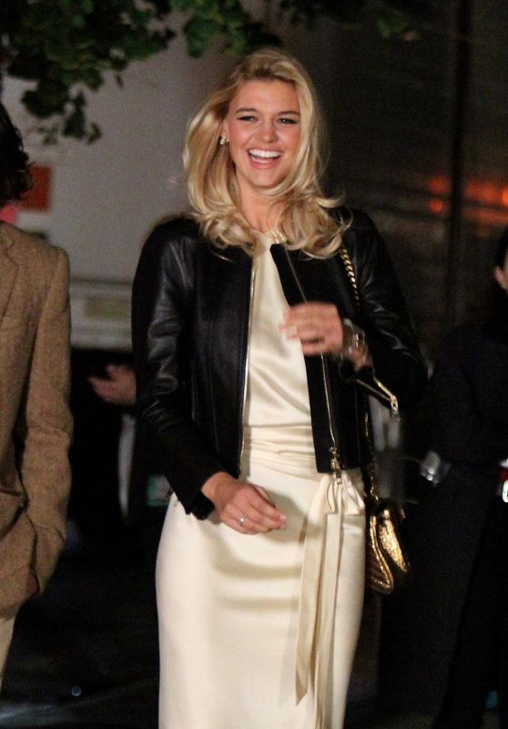 Kelly Rohrbach - on Set of Woody Allen