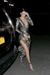 Kendall Jenner Night Out Style - New York 10/23/2017