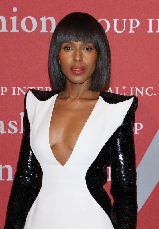 Kerry Washington - The Fashion Group International Night Of Stars Gala in NYC