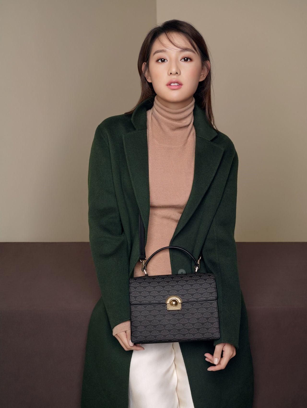 Kim Ji Won - Photoshoot for J.Estina Handbags Fall Winter 2017