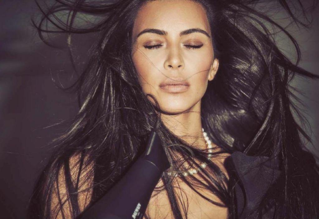 Kim Kardashian - VOGUE Mexico October 2017 Cover and Photos