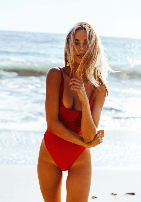 Kimberley Garner Swimsuit Photoshoot - Ibiza 10/15/2017