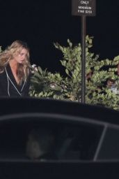 Kristen Stewart and Stella Maxwell Candids - Leaving Nobu