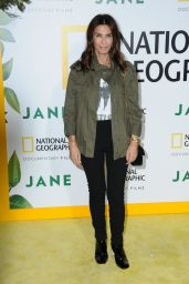"""Kristian Alfonso – National Geographic Documentary Film's """"Jane"""" Premiere in LA 10/09/2017"""
