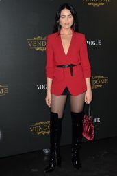 Kristina Bazan – Vogue Party at PFW in Paris 10/01/2017