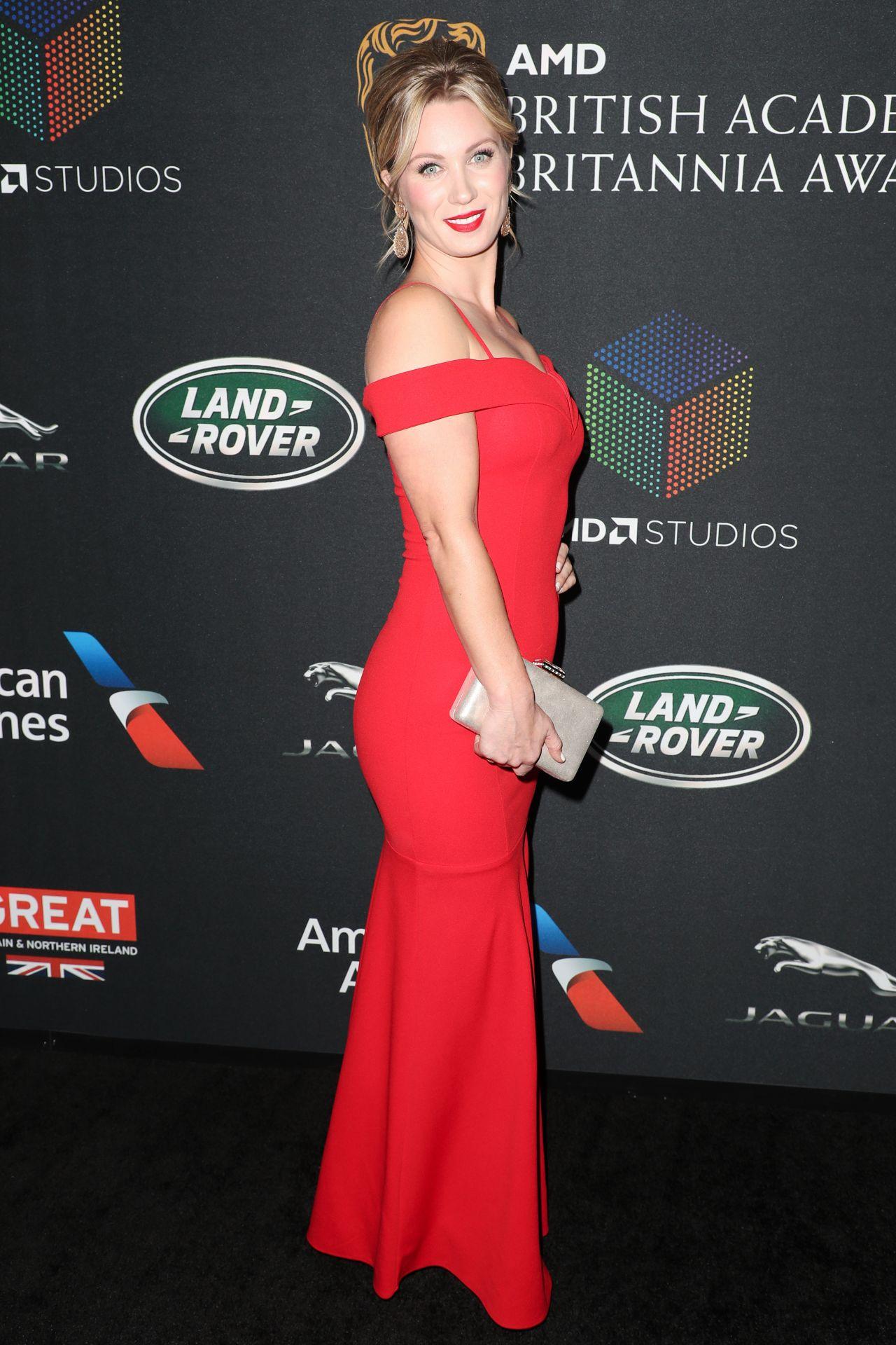 Lara Clear – BAFTA Los Angeles Britannia Awards 2017