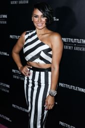 Laura Govan – PrettyLittleThing By Kourtney Kardashian Launch in West Hollywood