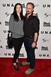 "Laura Prepon & Ben Foster - ""UNA"" VIP Screening in NYC 10/04/2017"