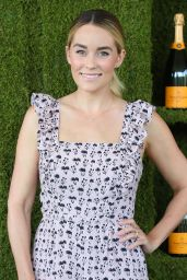 Lauren Conrad – Veuve Cliquot Polo Classic 2017 in Los Angeles