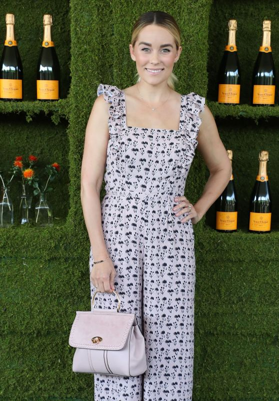 Lauren Conrad – Veuve Cliquot Polo Classic 2017 in Los Angeles