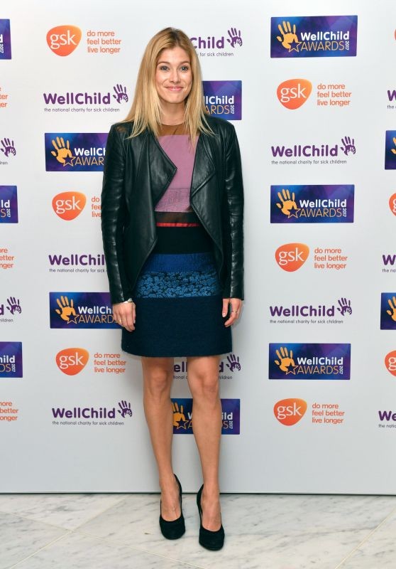 Lauren Drummond – WellChild Awards 2017 in London