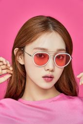 Lee Sung Kyung - Photoshoot for Scene Number For (2017)