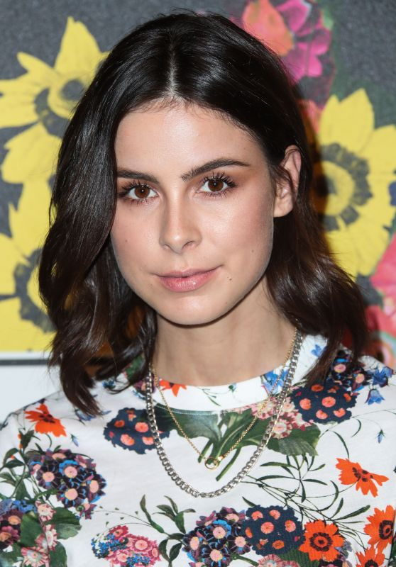 Lena Meyer-Landrut – Erdem x H&M Launch Event in LA