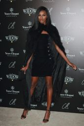 Leomie Anderson – The Veuve Clicquot Widow Series VIP Launch Party in London
