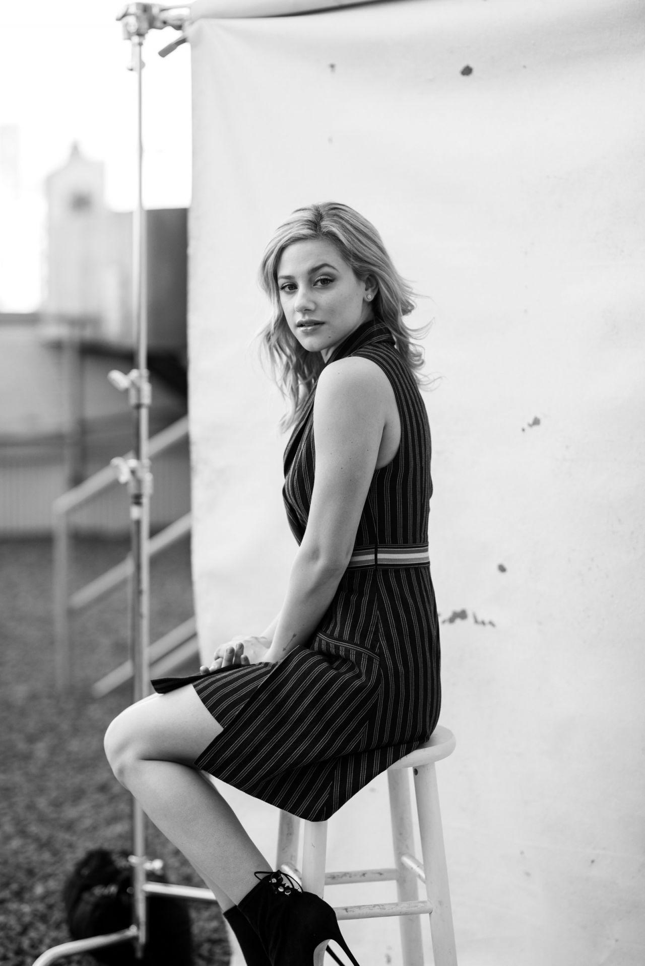 Lili Reinhart - Photoshoot for Buzzfeed 2017