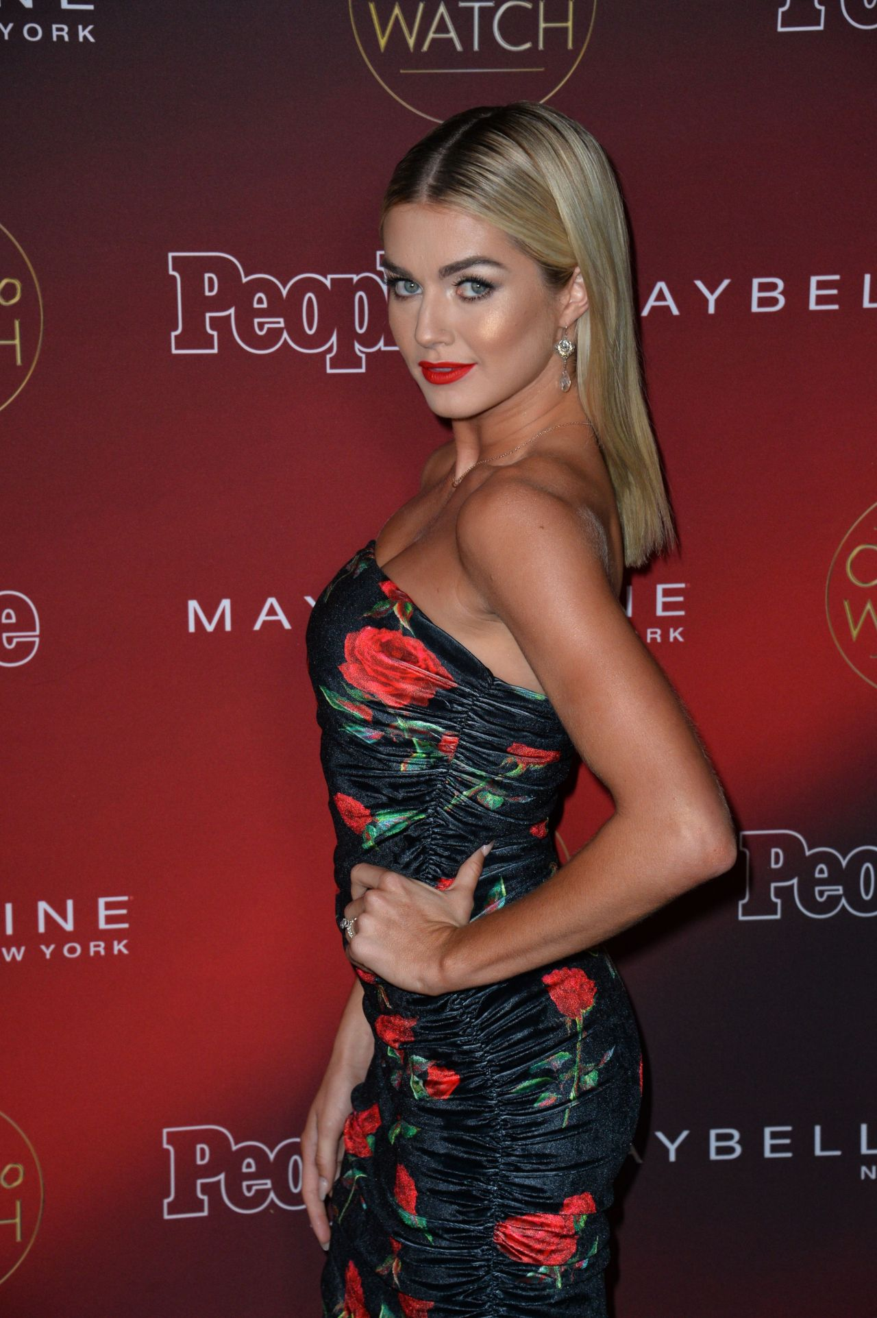 Lindsay Arnold People S Ones To Watch Party In La 10 04 2017