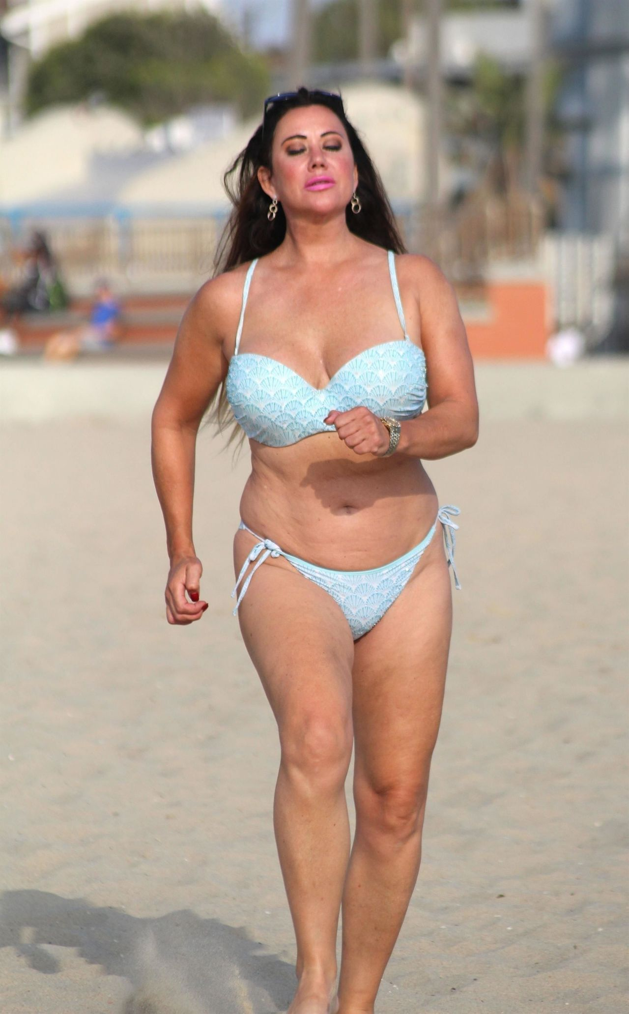 The hottest lisa appleton photos from the beach - 2019 year
