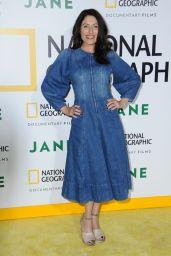 "Lisa Edelstein – National Geographic Documentary Film's ""Jane"" Premiere in LA 10/09/2017"
