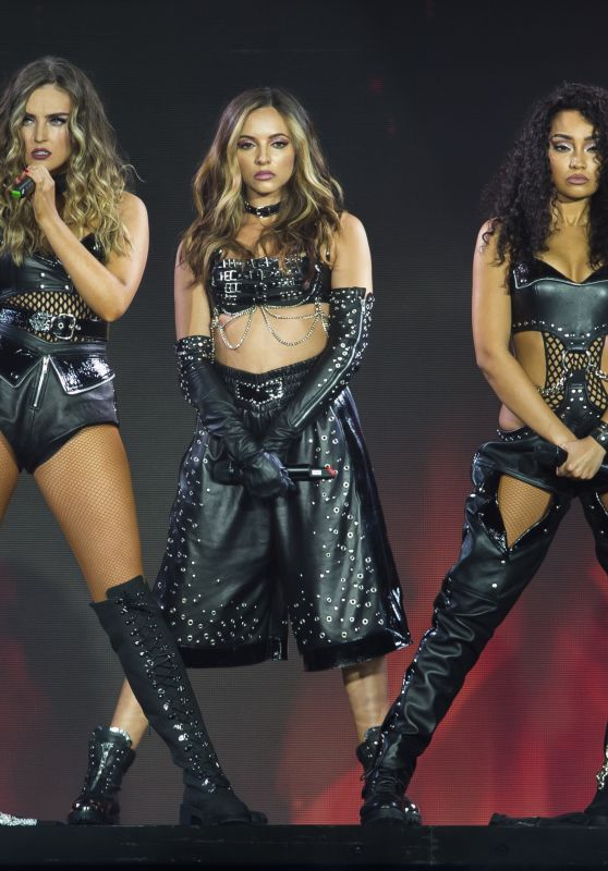 "Little Mix -Performs at ""The Glory Days Tour"" in Aberdeen, Scotland 10/09/2017"