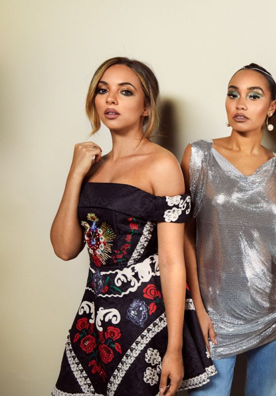 Little Mix - Photoshoot for iHeartRadio Music Festival 2017