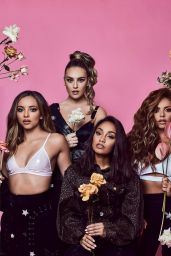 Little Mix - Photoshoot for Tmrw Magazine 2017