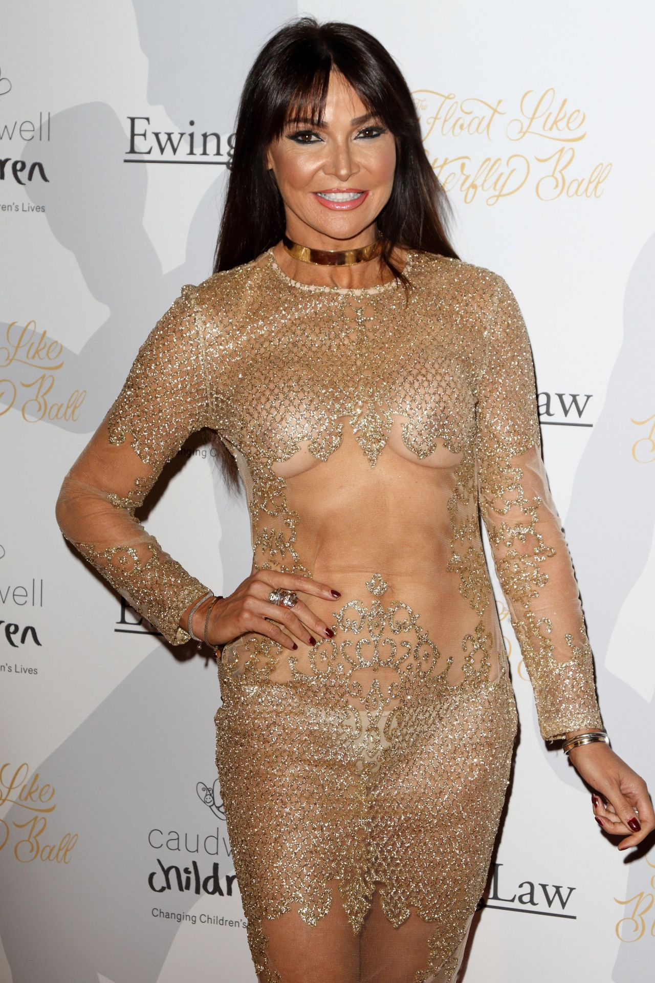 Forum on this topic: Sailor cook si swimsuit edition launch event in new york city, lizzie-cundy-see-through-2/
