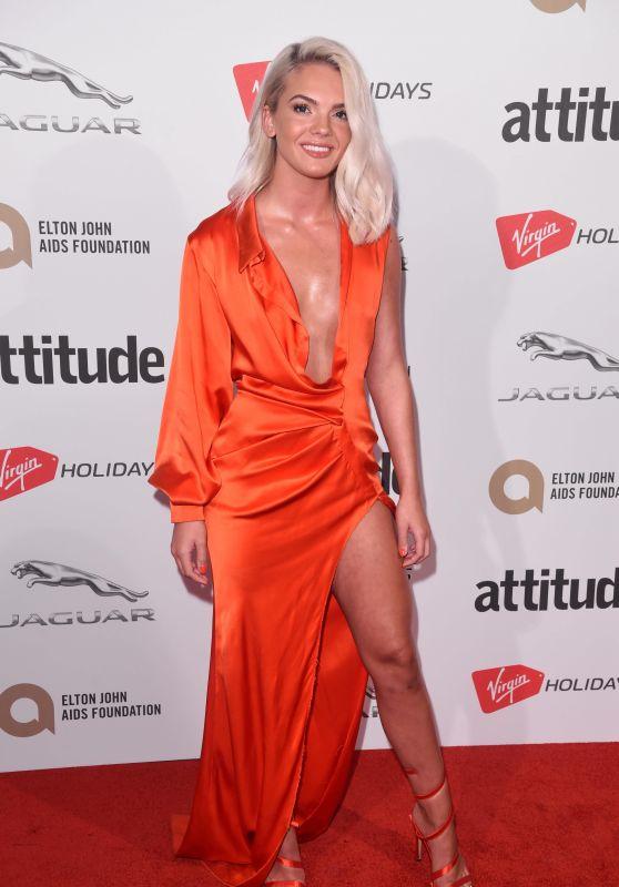Louisa Johnson – Attitude Magazine Awards 2017 in London