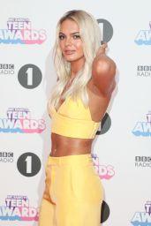 Louisa Johnson – BBC Radio 1 Teen Awards 2017 in London